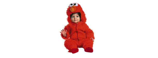 Sesame Street Elmo Halloween Costumes